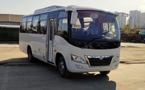 国六东风莲花31座客车(7.2米)