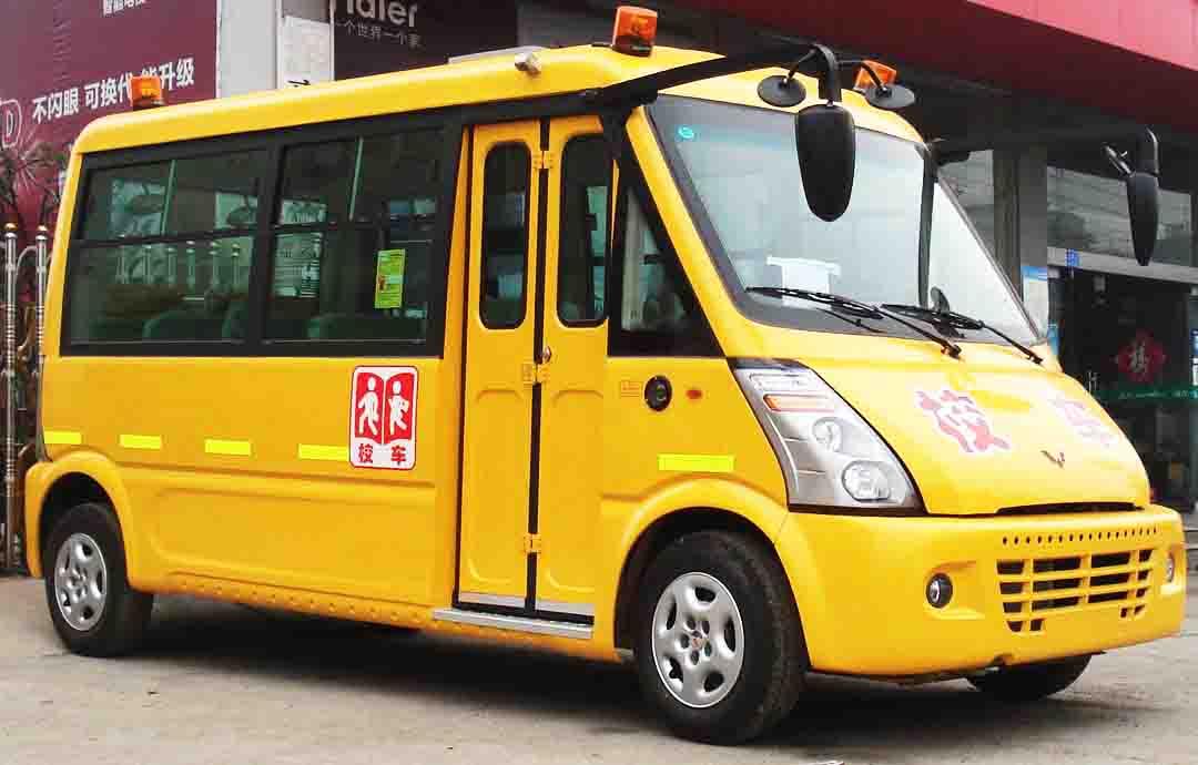 最便宜的幼儿园校车,校车